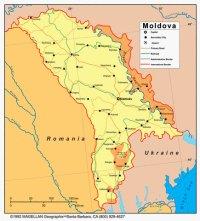 Geogrpahy of Moldova